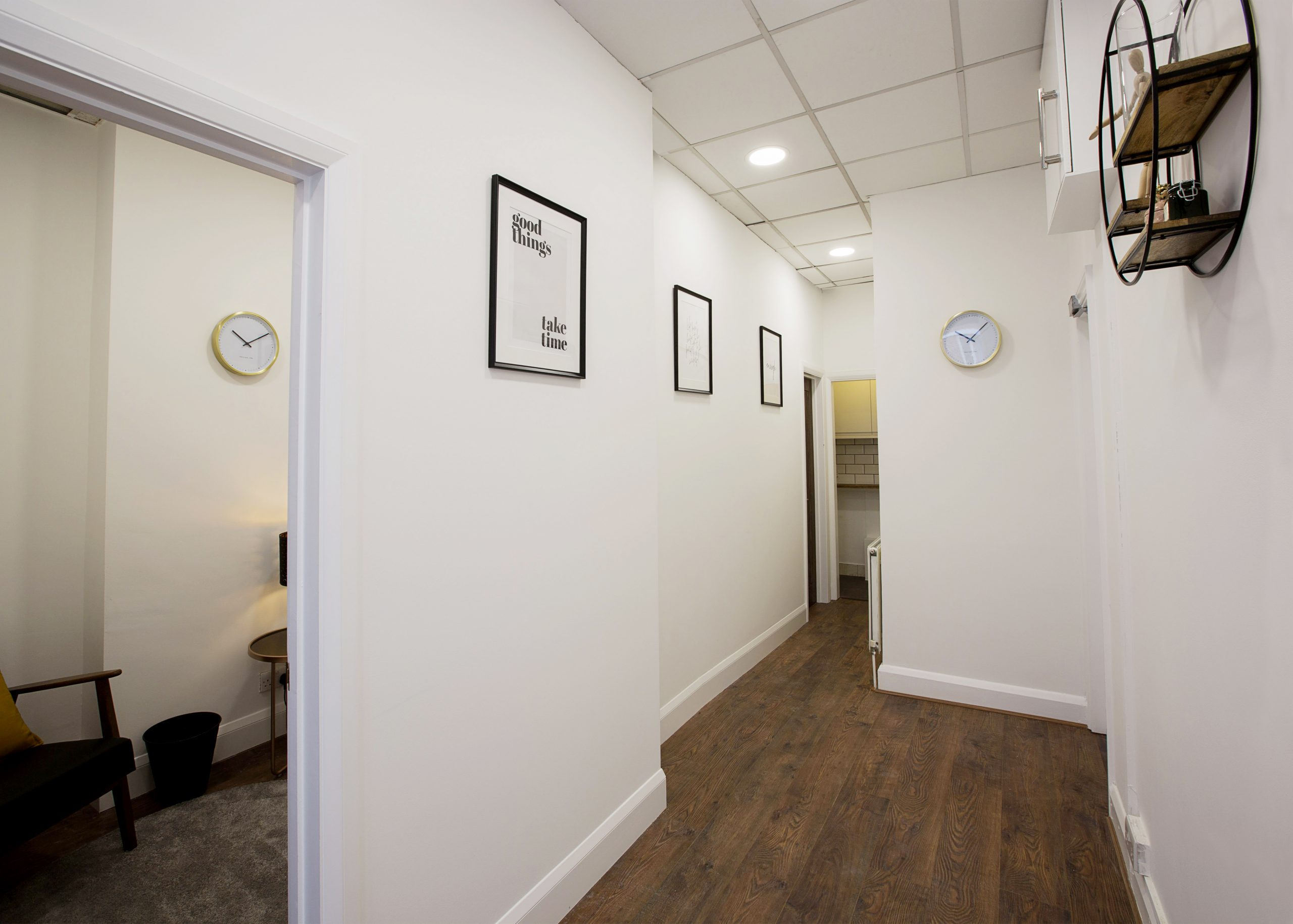 Body & Mind Centre Therapy Room
